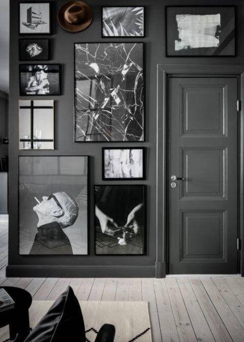 Wandgestaltung Grau: Auf was Sie achten sollten – DECO HOME