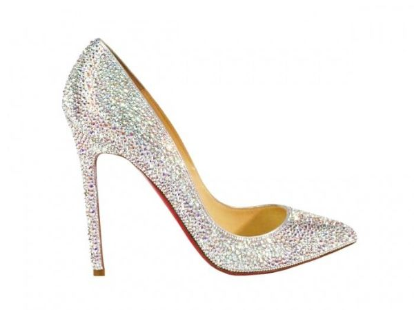 christian louboutin crystal shoes cheap