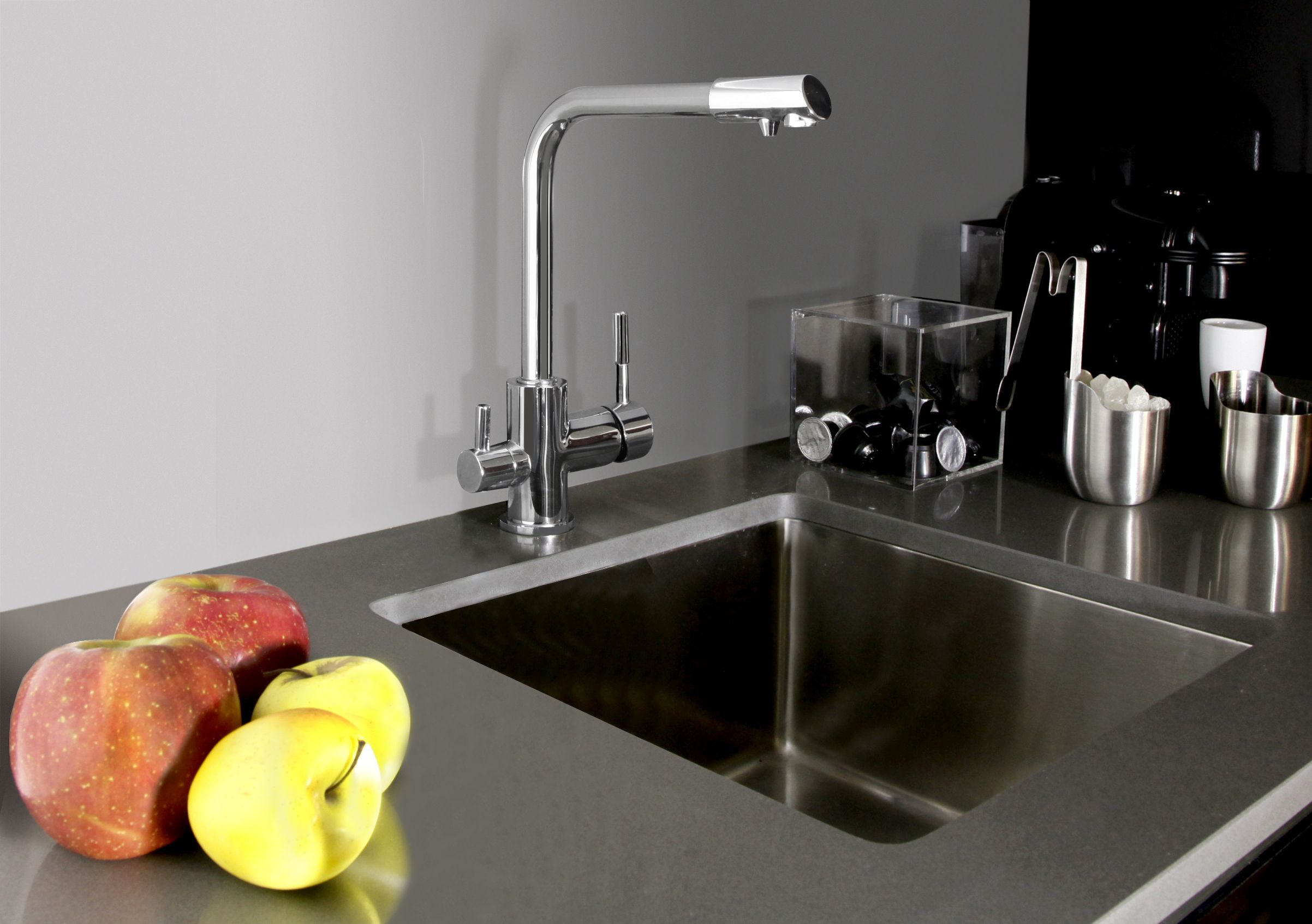Osmosis Kitchen by Ramon Soler®   Fregaderos de acero inoxidable ...
