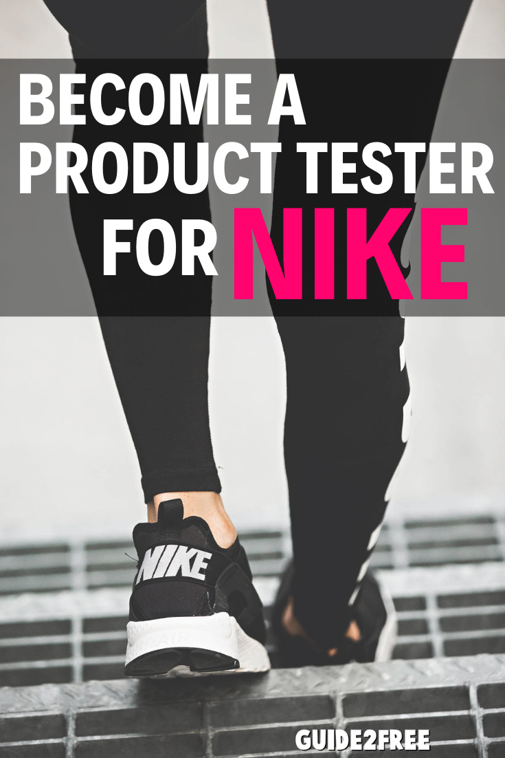 4d06129da5e1 Sign up to be a Nike Product Tester – Nike is looking for people to test