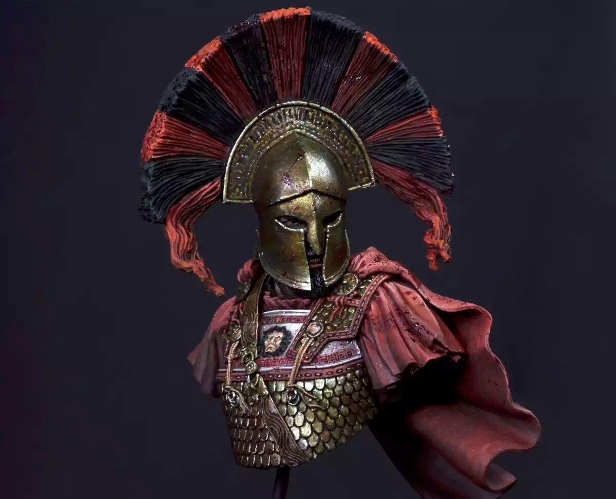 Spartan Warrior Spartan Warrior