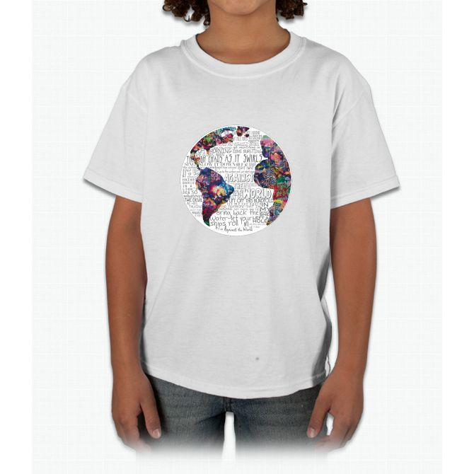 Us Against The World Young T-Shirt