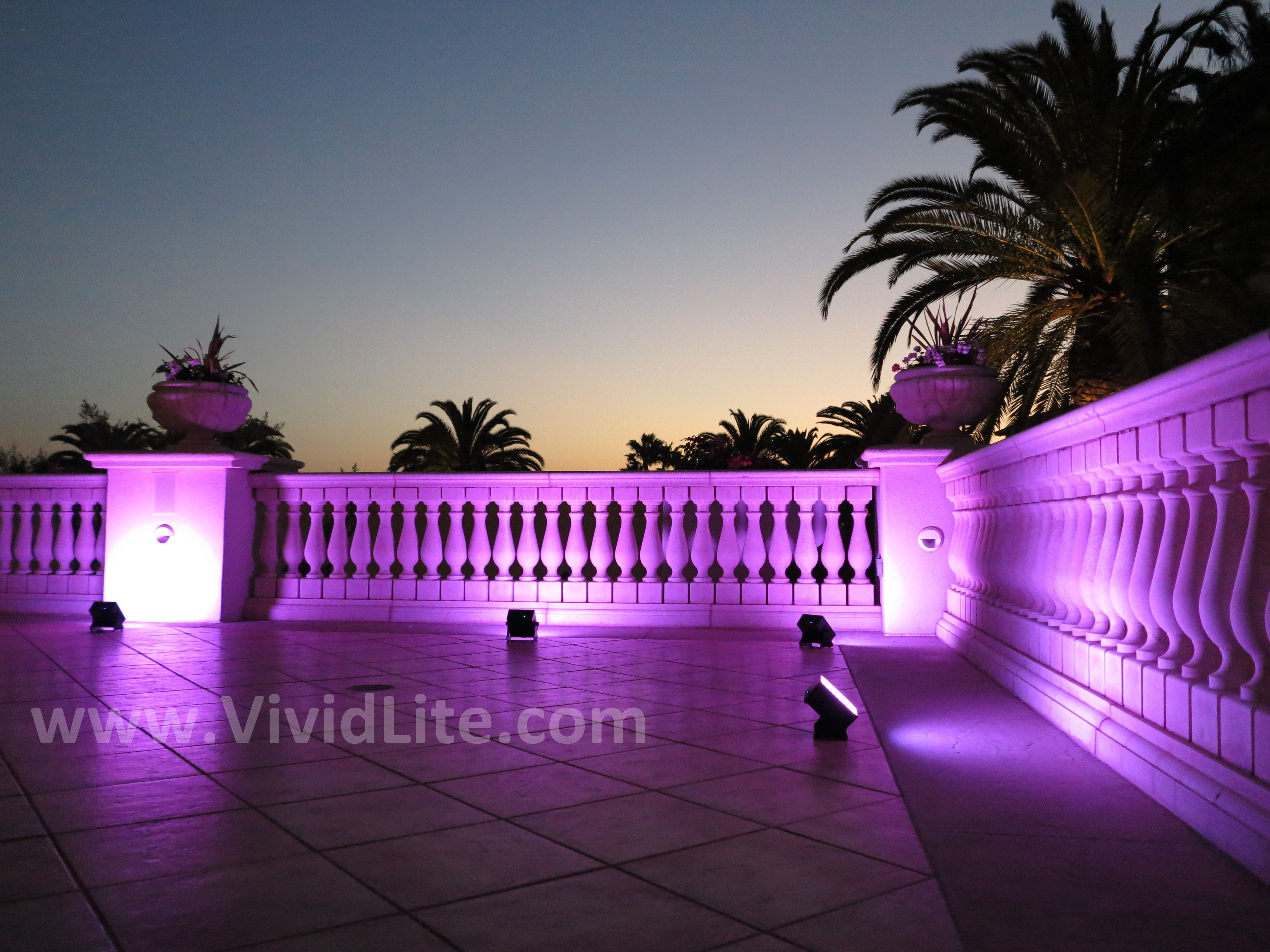 Transform atmospheres with colorful wireless lighting made simple with VividLite's wireless LED fixtures. #VividLite #WirelessLEDLight #UpLight