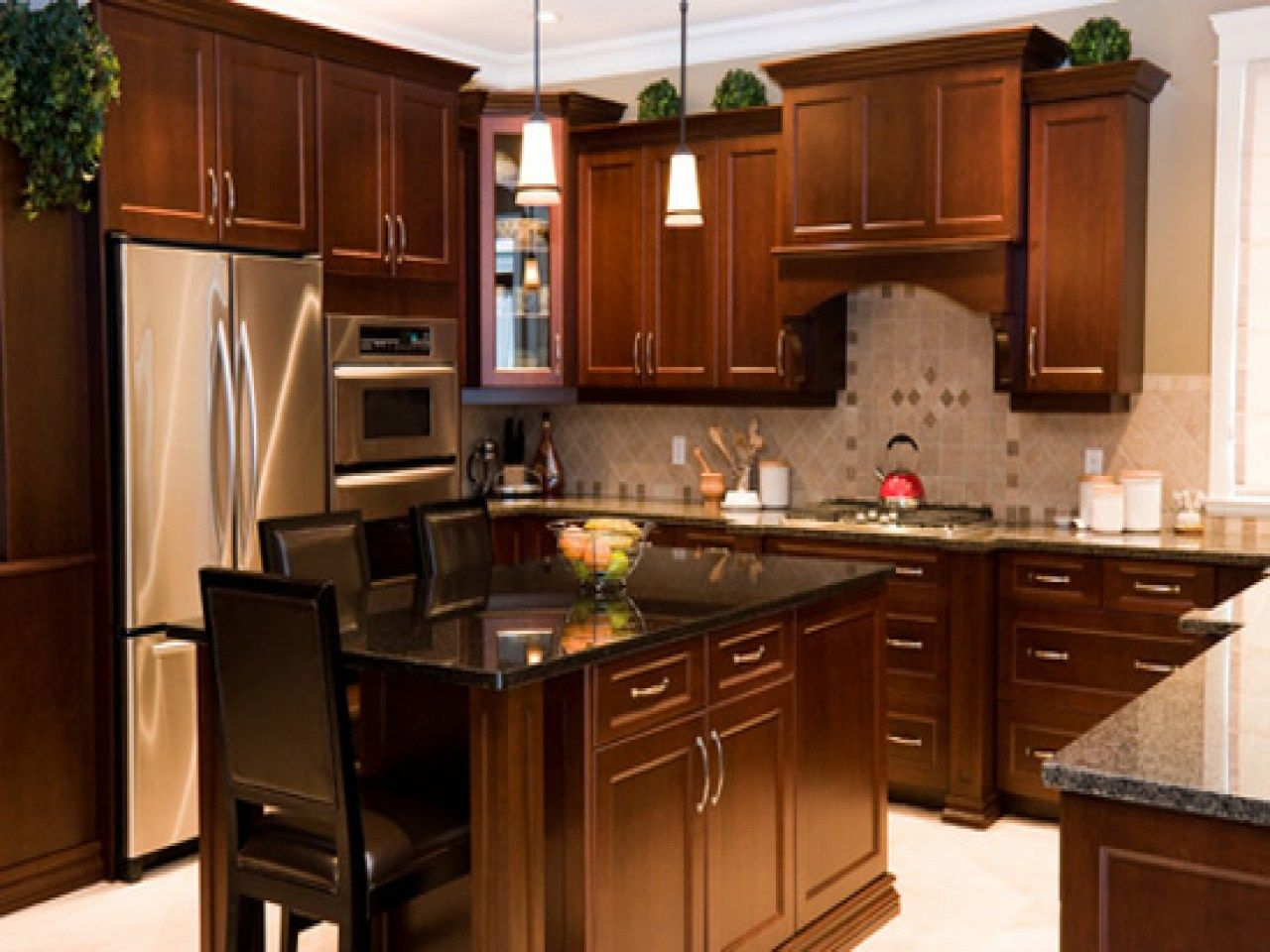 restain kitchen cabinets restaining kitchen cabinets wood from How ...