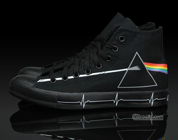 separation shoes efd5d fbe74 Converse Chuck Taylor All Star – Pink Floyd  Dark Side of the Moon