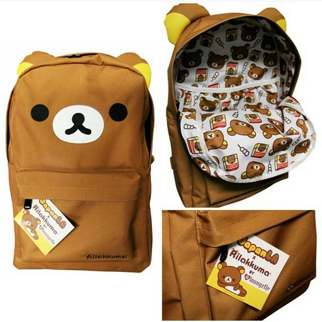 1e84899f334d One more day until fans can get our official LIMITED EDITION Rilakkuma  Backpack at  AnimeExpo2015!