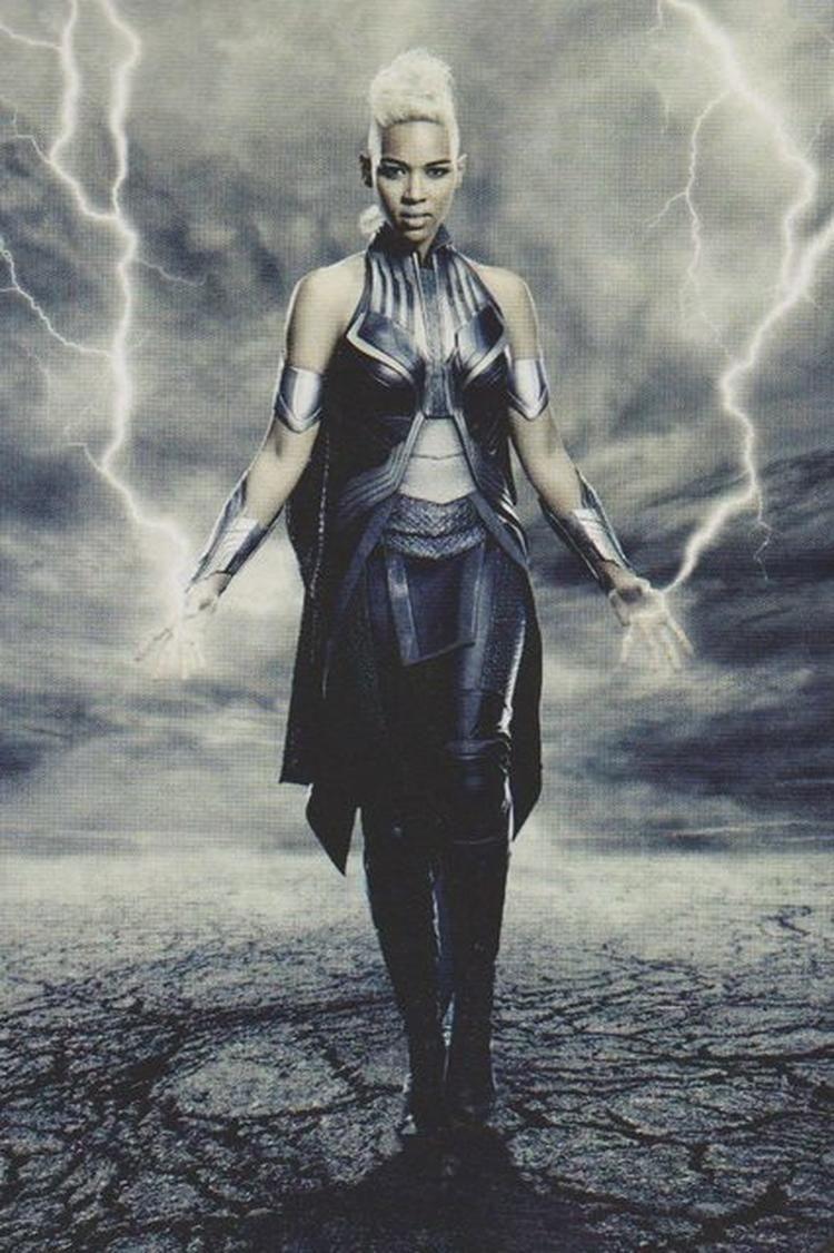 X Men Apocalipse Divulgados Novos Posteres Com Os Cavaleiros Do Storm XmenStorm MarvelSuperhero MoviesComic