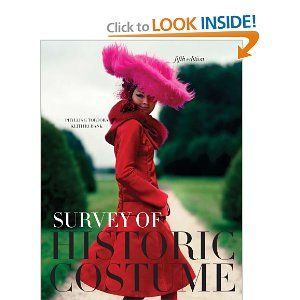 Survey Of Historic Costume 5th Edition Free Student Study Guide Vogue Us Fashion Editorial Fashion