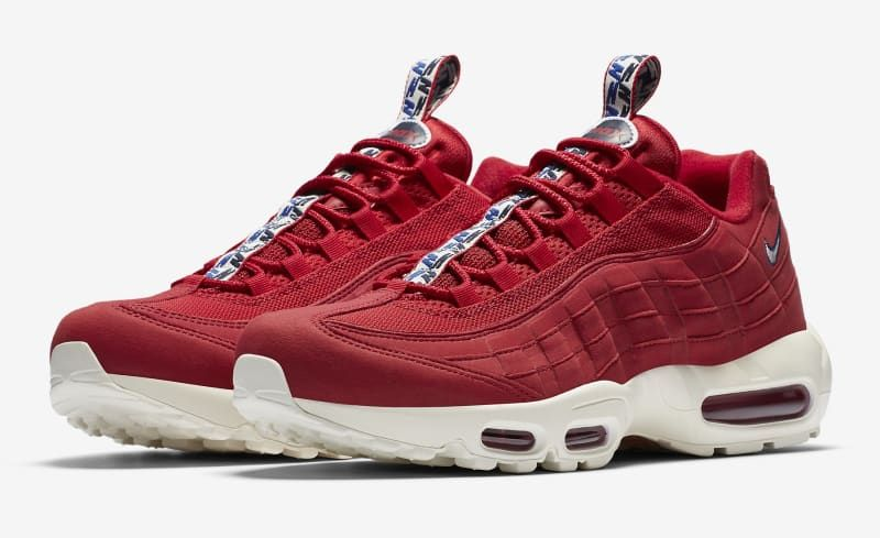 premium selection 94958 2b6e2 Nike is releasing a three-pack of Air Max 95s with special pull tabs.