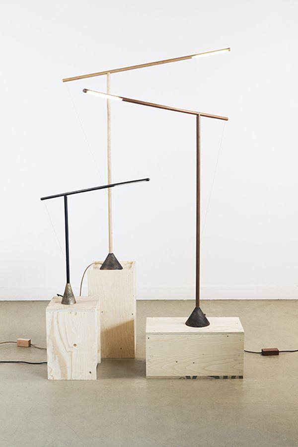 Latest Work From Studio Mieke Meijer Minimalist Furniture Design Lighting Concepts Element Lighting