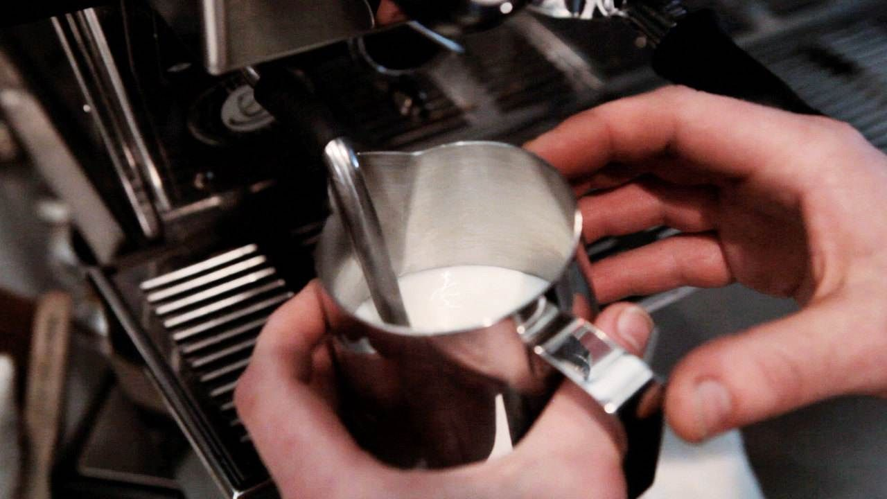 How to Steam Milk with an Espresso Machine How to steam