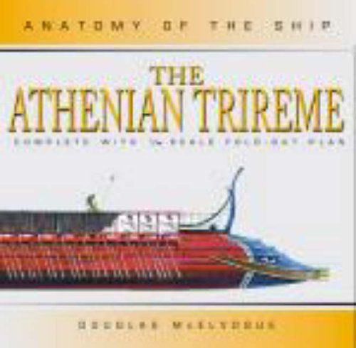 http://ift.tt/1Sa3Gel The Athenian Trireme (Anatomy of the Ship ...
