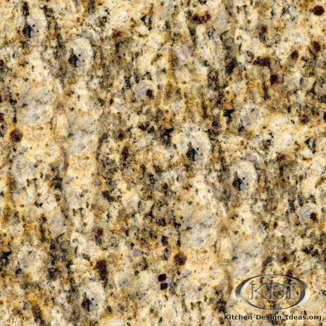 Giallo Santa Cecilia Gold Granite