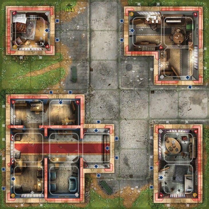 Scenario Pack Carentan ENG (With images) Star wars rpg