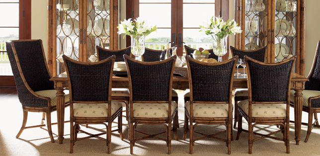 Island Estate Collection  Lexington Home Brands  For The Home Simple Fine Dining Room Furniture Brands Inspiration Design