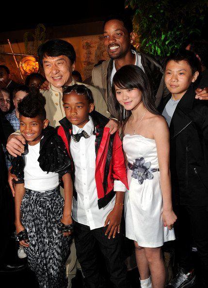 Jackie Chan Karaté Kid Karaté Smith