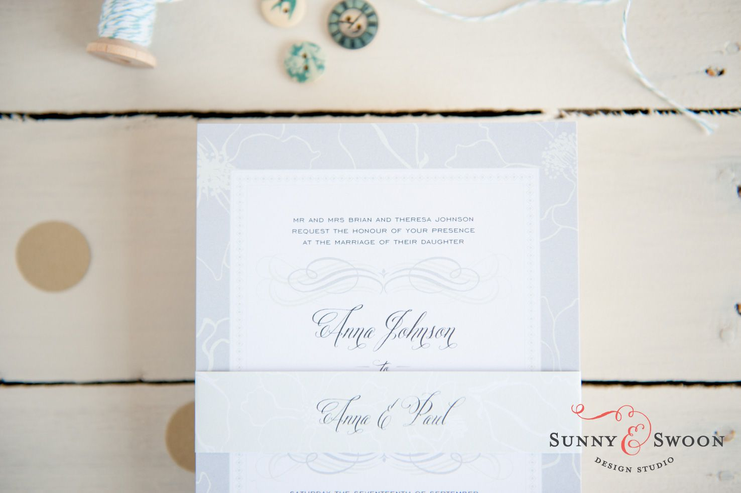 Sunny and Swoon Wedding Invites and Wedding Stationery, NZ. Our ...