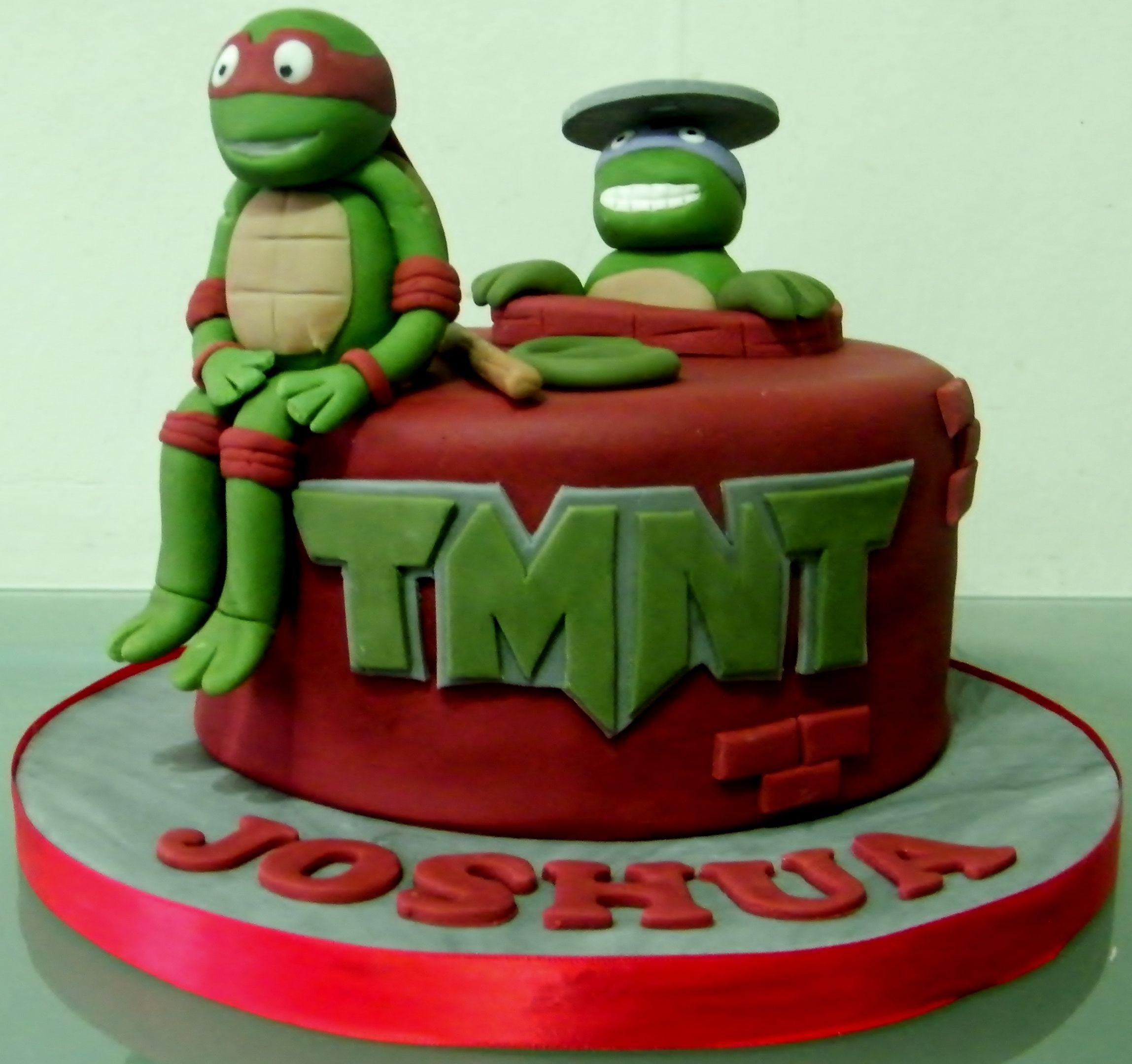Prime Teenage Mutant Ninja Turtles With Images Ninja Turtle Birthday Personalised Birthday Cards Petedlily Jamesorg