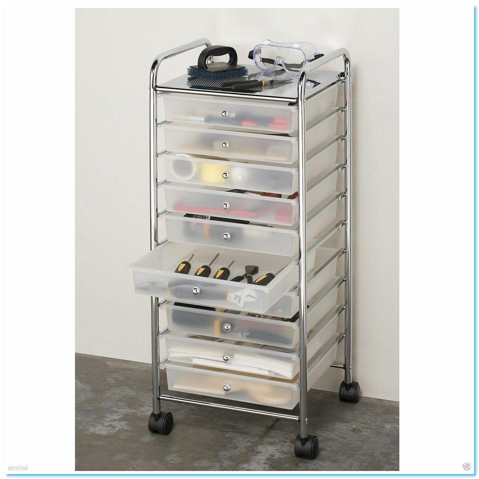 50 Reference Of 10 Drawer Craft Cart In 2020 Organization Cart Drawer Organisers Drawers