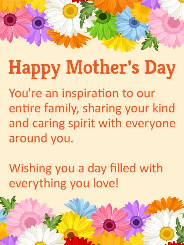 Rainbow Flower Happy Mother S Day Card Birthday Greeting Cards By Davia Happy Mothers Day Wishes Happy Mother Day Quotes Happy Mothers Day Messages