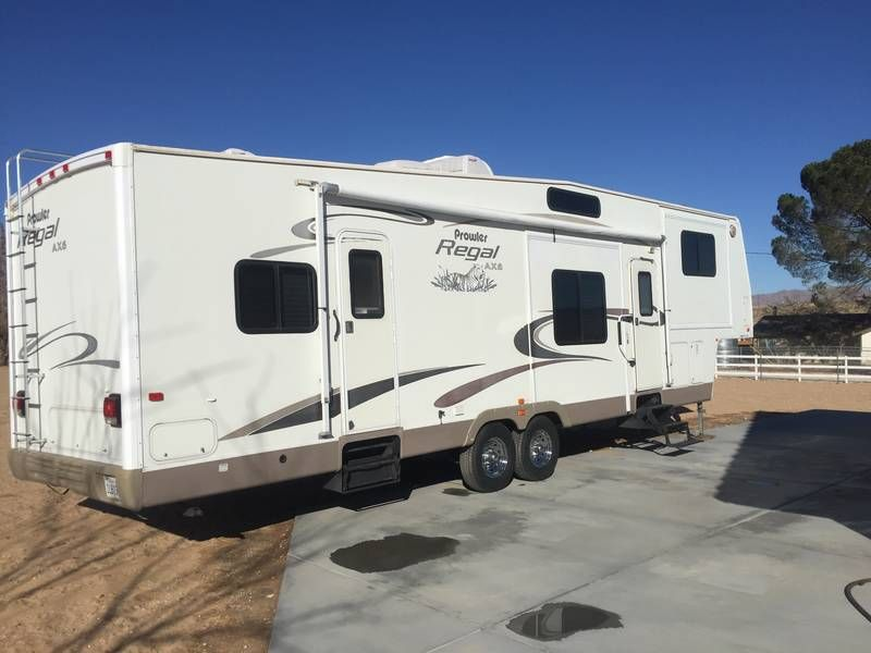 Used 2004 Fleetwood Rv Prowler 300fqs Travel Trailer At General Rv
