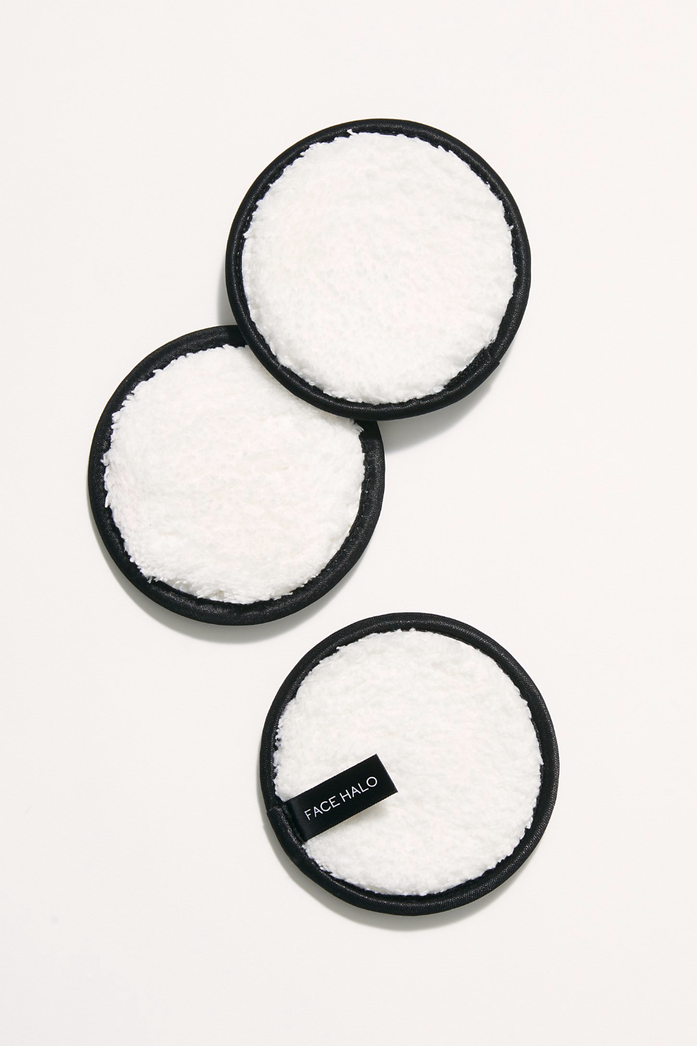 Face Halo Makeup Remover Pads Makeup remover pads