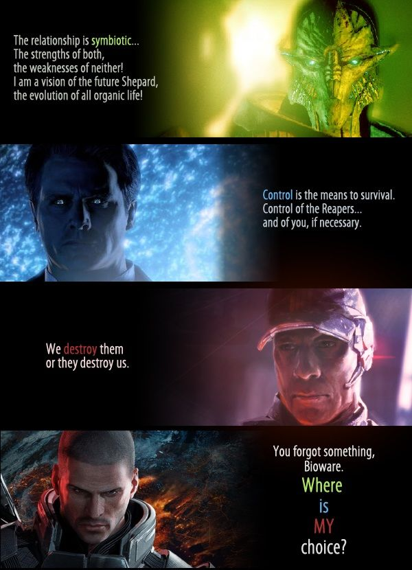 Http Imageshack Us Photo My Images 521 Choicesj Jpg Mass Effect Mass Effect Funny Mass Effect Garrus