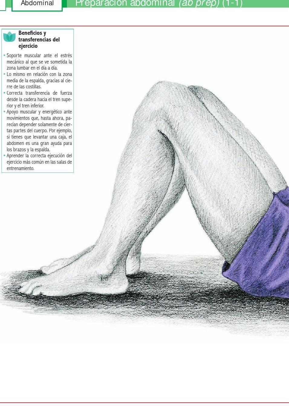 Enciclopedia de ejercicio de pilates 19.