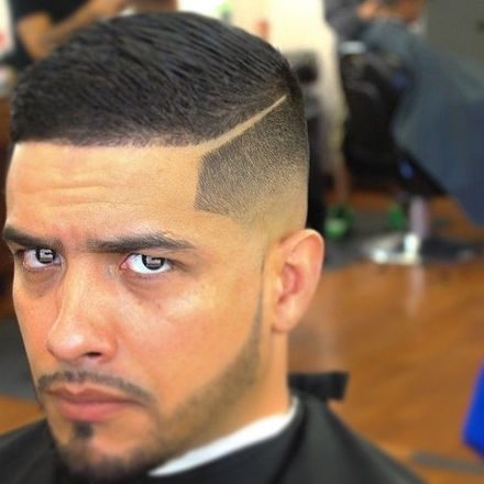 Corte de pelo hombre barber shop buscar con google for Barber shop coupe de cheveux