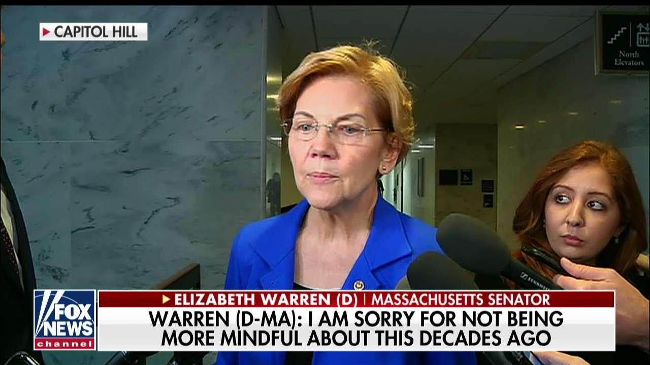 Warren apologizes for Native American claim, signals there