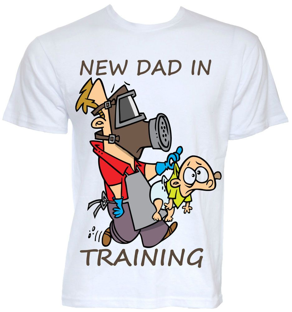 Details About New Daddy T Shirts Funny Novelty Baby Dad Joke