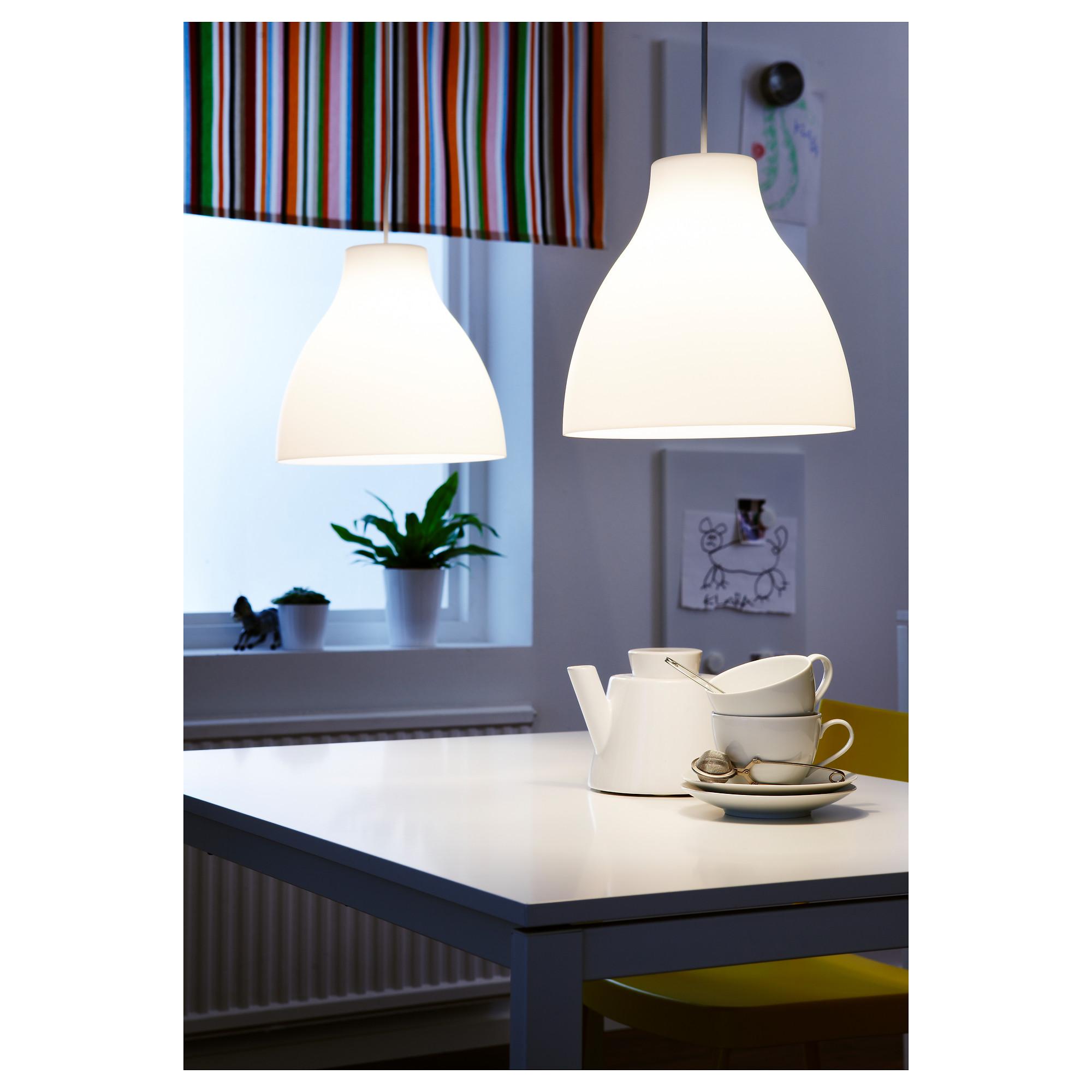 IKEA - MELODI Pendant Lamp White