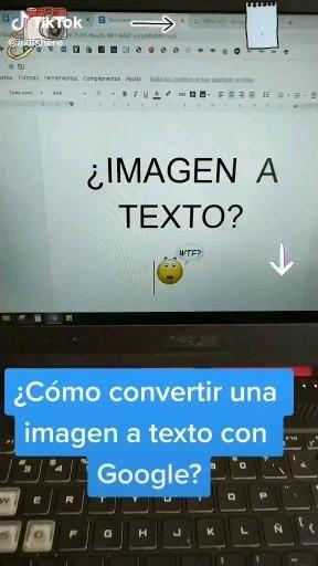 Como Convertir Una Imagen A Texto Video En 2020 Trucos Para La Universidad Trucos Para La Escuela Trucos Para El Estudio