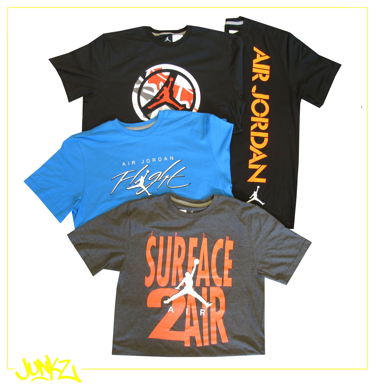 Essas vcs encontram na loja em MADUREIRA. todas peças únicas na loja no CENTRO e na loja em COPACABANA também chegaram camisas da JORDAN, ma...  http://junkz.com.br/blog/2013/10/jordan-camisas/