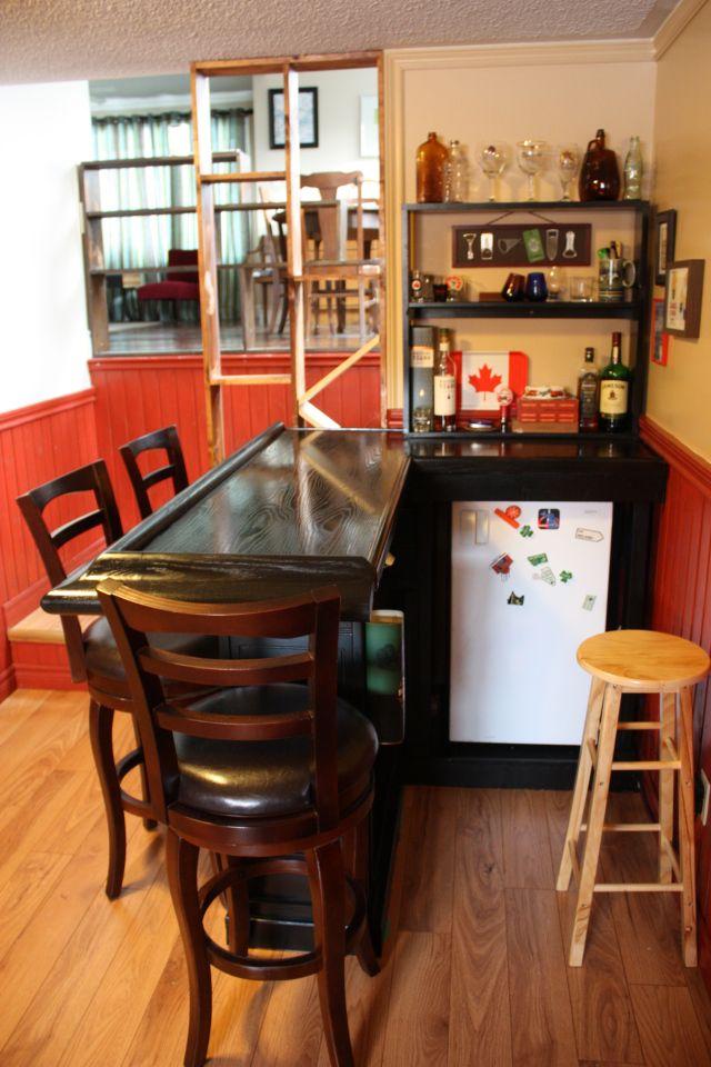 Milligan S Gander Hill Farm Epoxy Bar Top Bartopdiy Durable Coating With Countertop