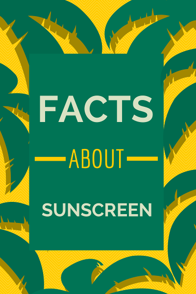 Sunscreen is the most important product in your stash. It protects your skin from the harmful sun's rays, preventing premature wrinkles, brown spots, and even cancer. Here are a few things you need to know about it to keep your skin protected and safe