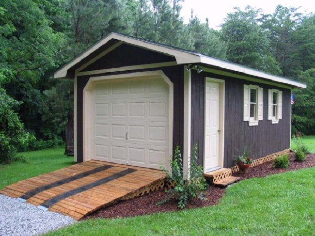 Roll Up Garage Doors For Sheds Home Door Ideas Building A Shed Backyard Sheds Shed Design