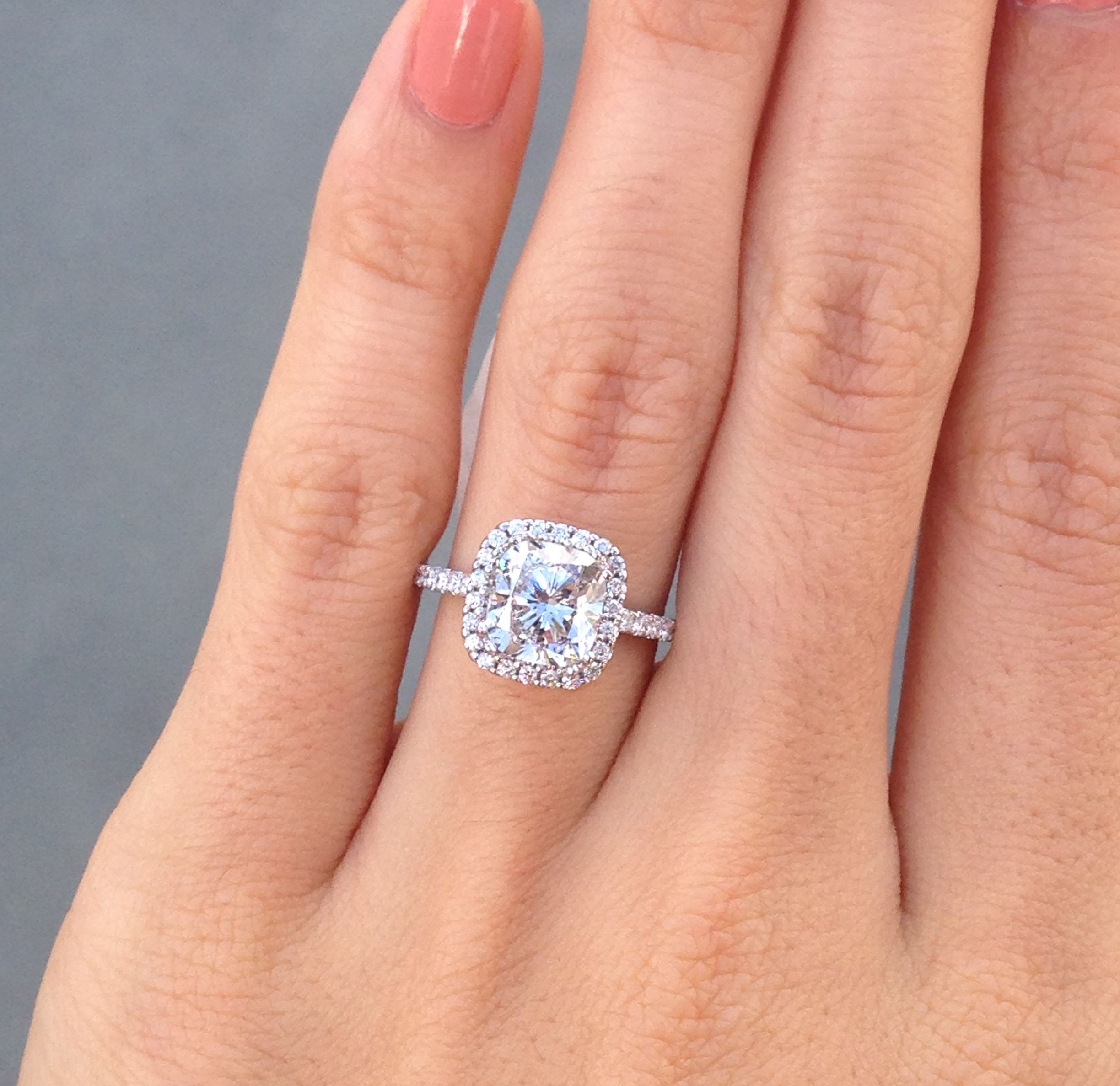 platinum solitaires engagement trellis product setting round rings diamond houston in outlet solitaire cut prong for