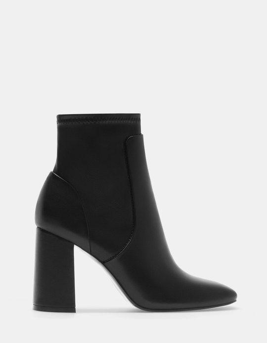 Zapatos negros con elástico Find para mujer y1wFl