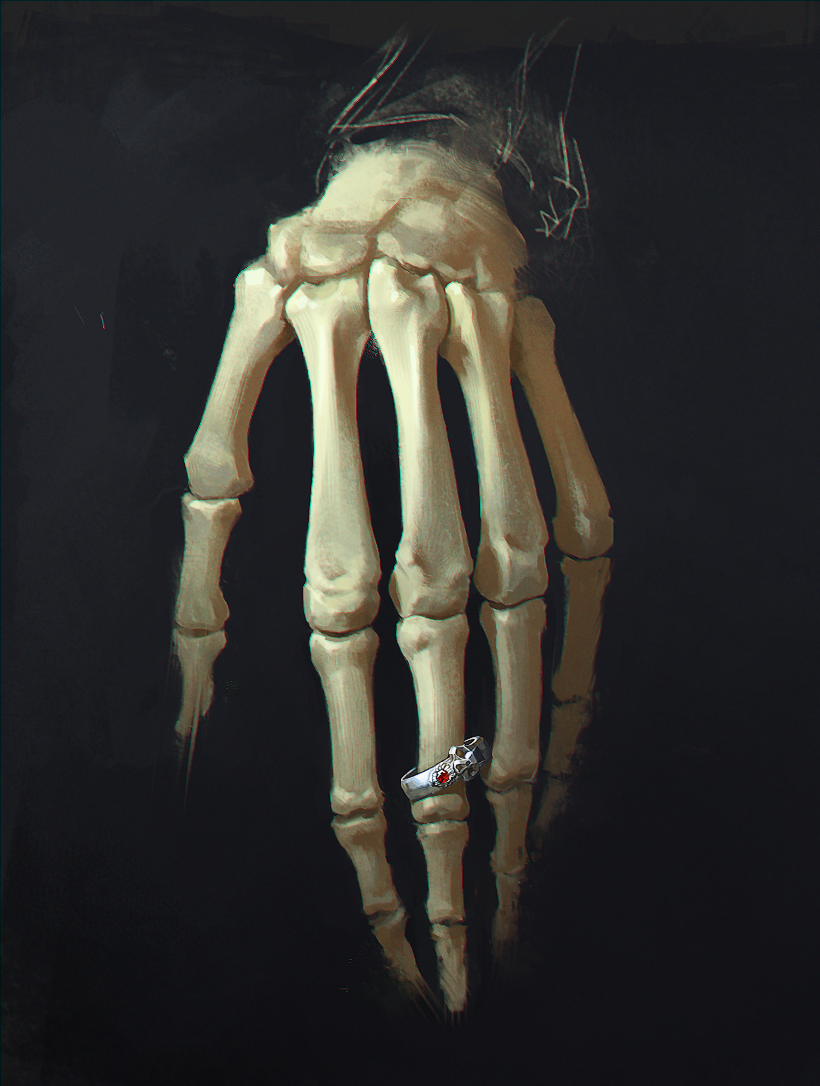 Hand\'s anatomy on Behance | bones | Pinterest | Anatomy, Hand ...