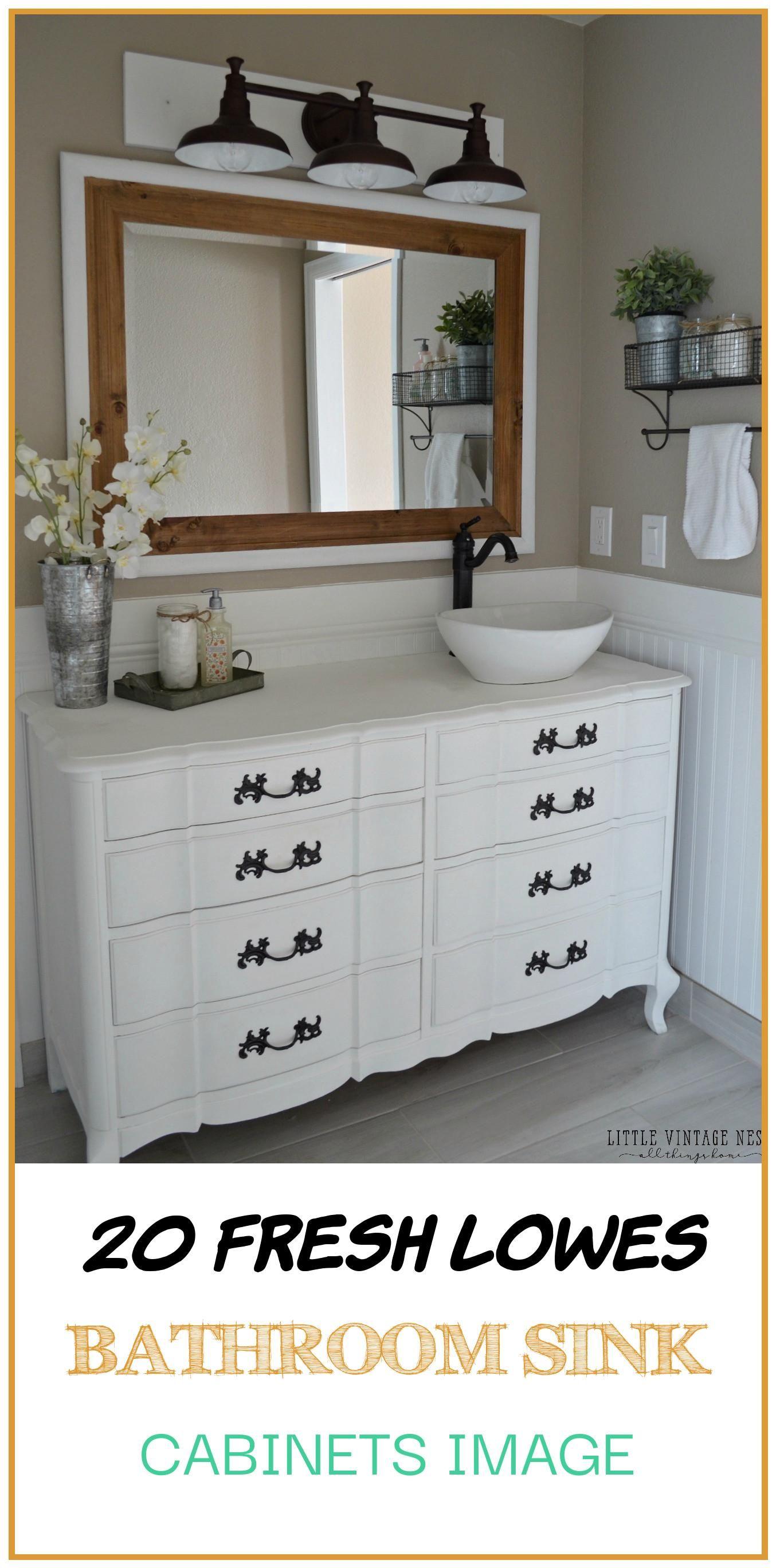 7 Extraordinary Lowes Bathroom Sink Cabinets Collection Bathroom Sink Cabinets Sink Cabinet Lowes Bathroom Sinks