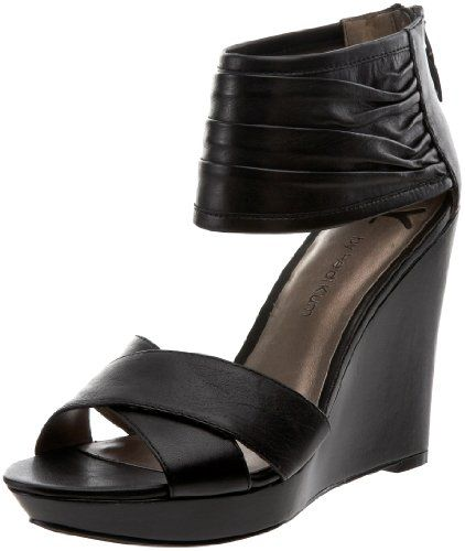 6030ad6425 HK by Heidi Klum Women's Chloe Wedge Sandal | I Love to Shop too ...