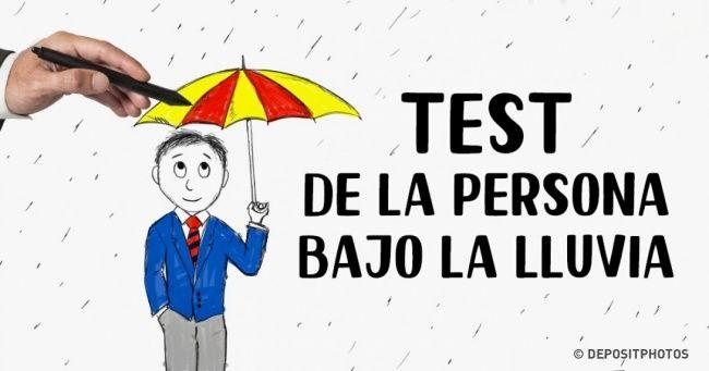 Este Test De La Persona Bajo La Lluvia Determinara Como Eres En Realidad Personas Bajas Psicologia Test Test De Personalidad