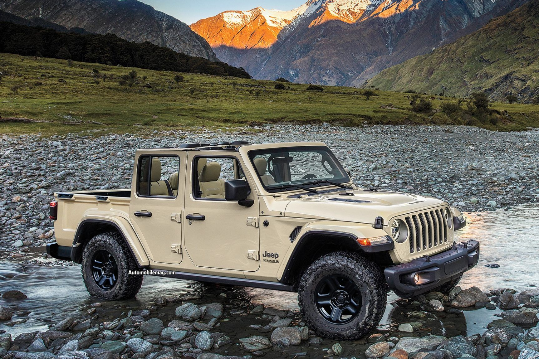 Everything We Know So Far About The 2021 Jeep Scrambler Review