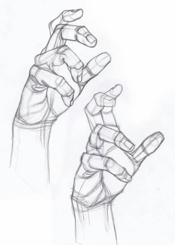 Pin by 2Cool4School on hand refs | Pinterest | Drawings, Anatomy and ...