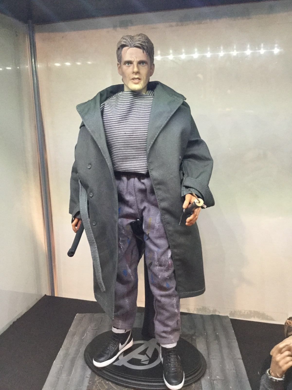 16 custom terminator kyle reeseeap great deal action 1 6 custom terminator kyle reese cheap great deal ebay thecheapjerseys Images