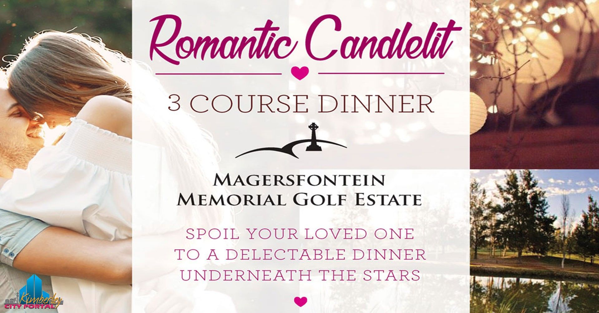 Valentines Day MMGE http//www.kimberley.co.za/events