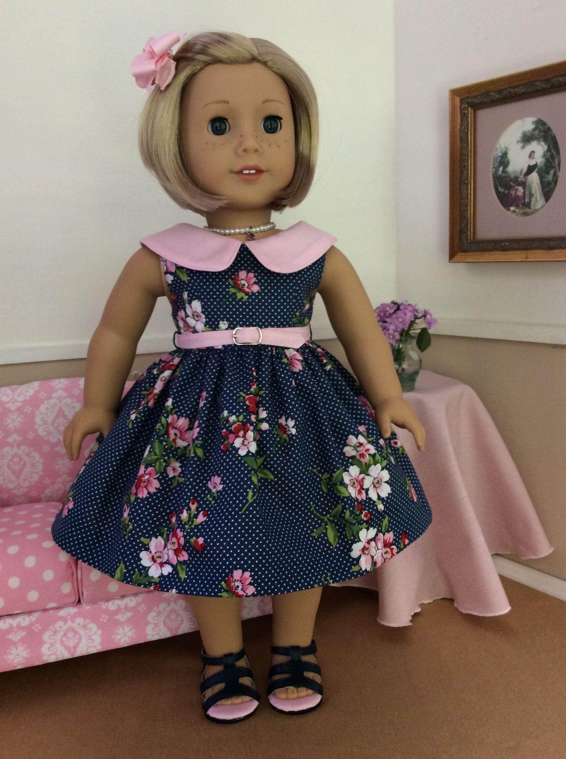Pin von Virginia Norman auf doll dresses | Pinterest