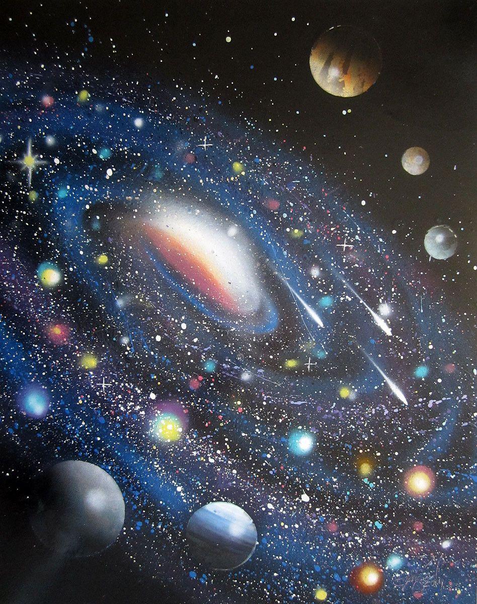 космос все картинки планет галактики пляж хосте галечный