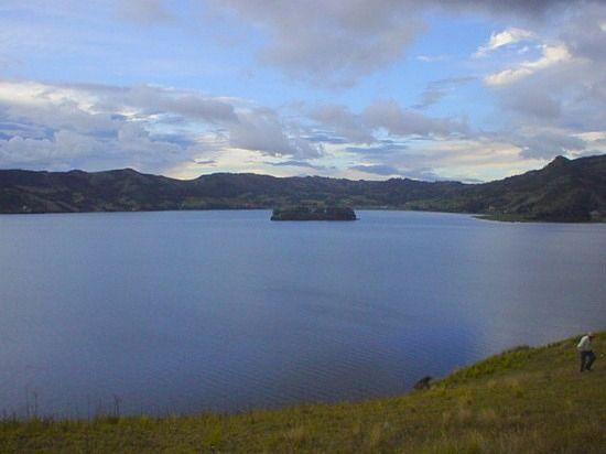 Lago de tota, Aquitania, Boyaca Colombia